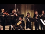 Telemann _ Concerto in D major for Violin, Cello, Trumpet and Strings