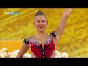 SOLDATOVA ALEXANDRA HOOP QUALIFICATION WORLD CHAMPIONSHIPS SOFIA 2018