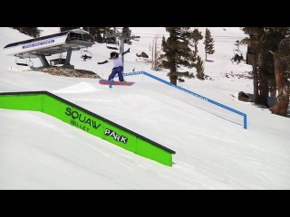 Arbor Snowboards: The Squaw Valley Party Park Session