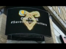 Hey guys here is our ShadowhuntersInToronto billboard! Cast Crew Famdom=ONE LOVE - - SaveS.mp4