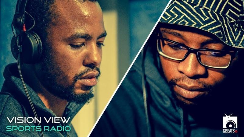 E2: Sizwe Msibi2SMAN LIVE At Vision View Sports Radio StrictlyVinyl WaxOnWaxOff