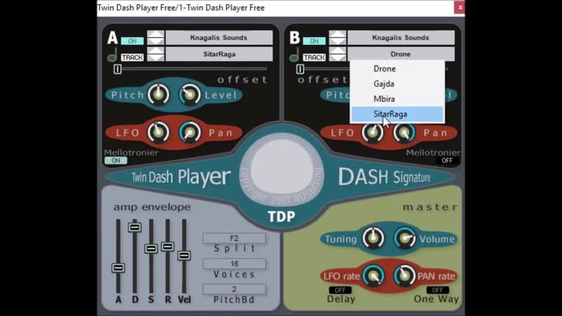 TDP Twin Dash Player by Dash Signature[1]