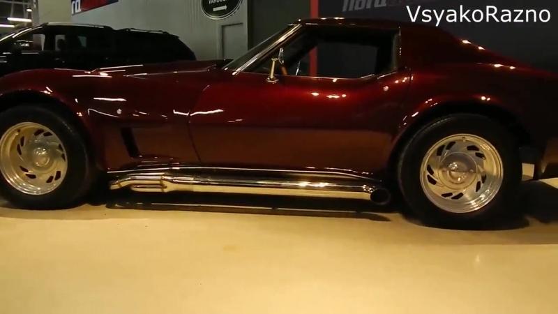 Chevrolet Corvette C3 (Stingray) Small Block 5.7 л 300 л.с. 4 МТ 1969 _ Я ЛЕГЕНД