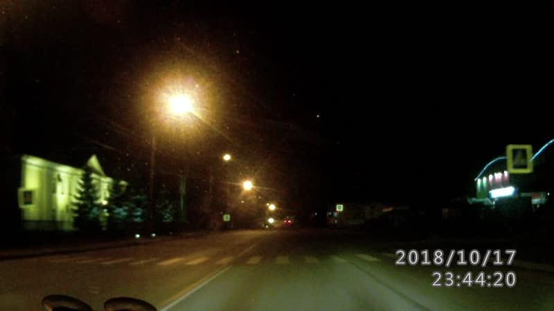 я люблю ночь, за то что в ней меньше машин. В. Цой.