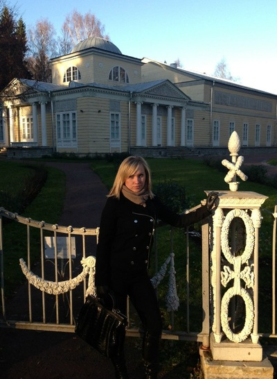 Кристина Аксёнова, 14 июня 1990, Санкт-Петербург, id91569603