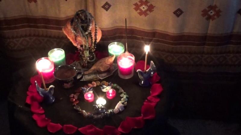 Авторский ритуал Инги Хосроевой. Рог изобилия... для всех.