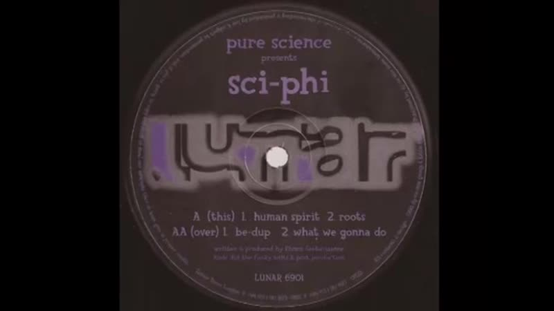 [6][130.70 F] pure science ★ presents sci phi ★ be dup ★ lunar tunes ★ 1998 ★ PHASIC !!