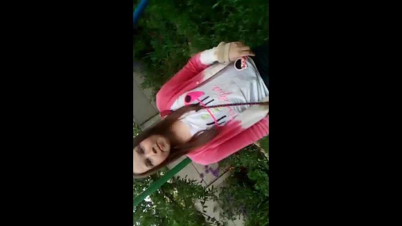 Аня Горох - Live