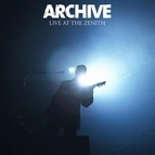 Archive альбом Live at the Zénith