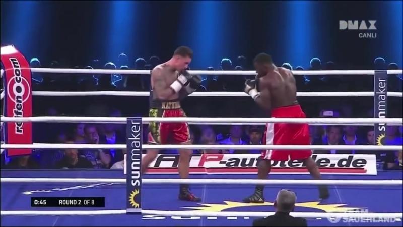 Никки Хольцкен vs Бернард Донфак (Nieky Holzken vs Bernard Donfack) 28.04.2018