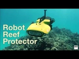 RangerBot The Robo Reef Protector