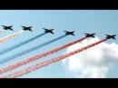 Парад Победы 9 Мая 2017 года в Екатеринбурге 4 - Авиация, Самолеты, Вертолеты.