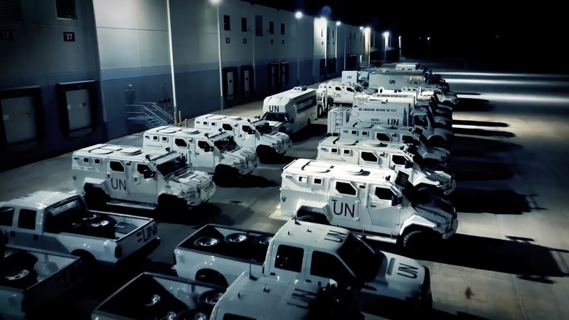 The Globalist Purge UN Invasion Martial Law Walmart Closings FEMA Camps