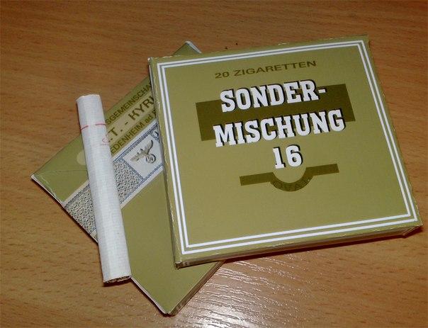 Купить сигареты немецкие второй мировой войны что такое некурительные табачные изделия