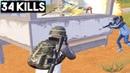 MY BEST SQUAD KILL 34 KILLS Duo vs SQUAD PUBG Mobile