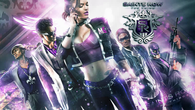► Saints Row 3 {Reshade} 4 → Campaign, Hardcore, Nude Mod, Voice Chat [i516GBGTX1060GTX660]