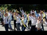 Святковий флешмоб до Дня вишиванки - ВСП Бердянський коледж ТДАТУ