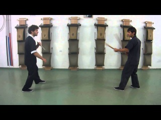 Armenian Wing Tsun (Винг Чун), Knives fights vs eskrima, Sifu Hovhannes Musheghyan (22 years old)