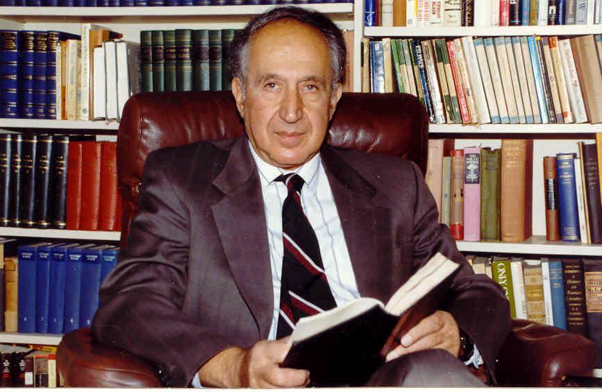 Умер американский историк Ричард Пайпс