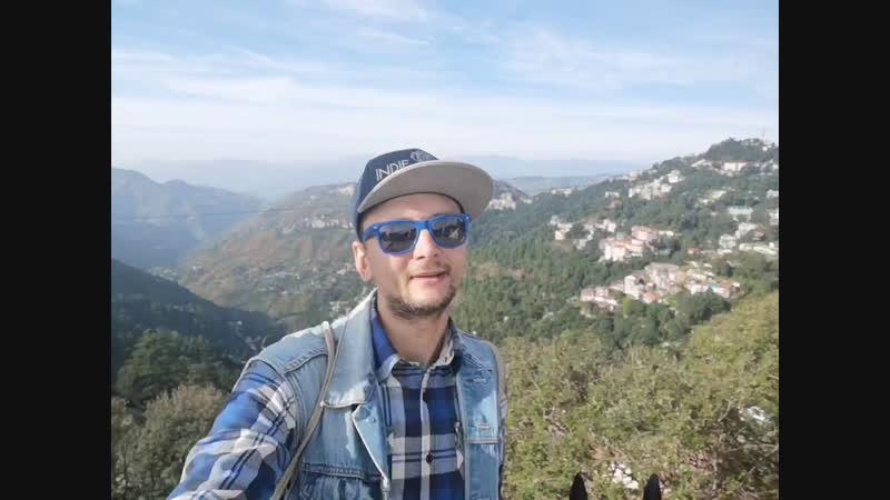 Индия, Гималаи - 2300 м, Шимла