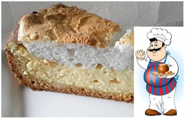Творожный торт Слёзы ангела