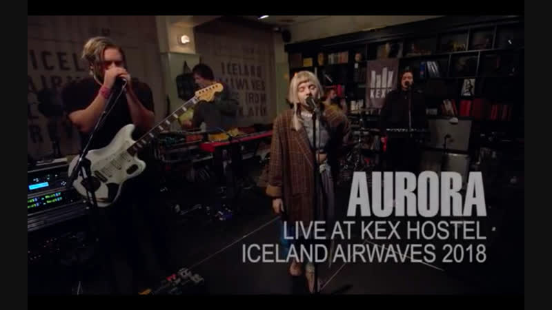 AURORA Live on KEXP from Iceland Airwaves 2018