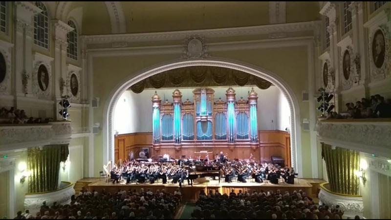 Дмитрий Маслеев, Михаил Юровский - Шостакович, концерт для фортепиано 1, allegro moderato