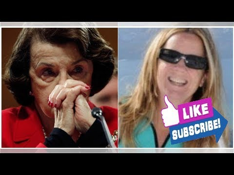 Ford Vanishes Feinstein Refuses To Turn Over Letter — Here's What They're Hiding