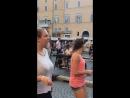 Rome Piazza Novona 2018