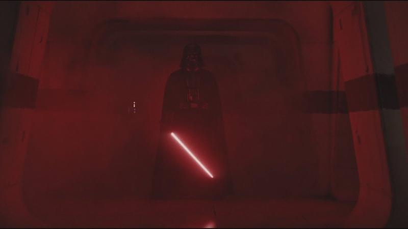 Изгой-один: Звёздные войны Дарт Вейдер уничтожает повстанцев