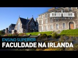 Faculdade na Irlanda com a Griffith College - E-Dublin TV