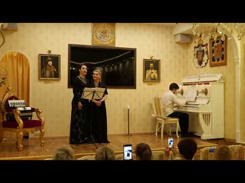 Elnara Shafigullina-Muermans, Rimma Volkova, Duett Under the MOON Dunaevsky