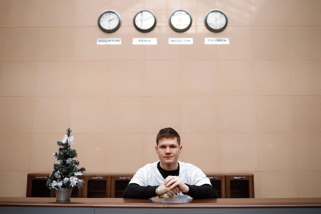 Евгений Сергеевич, Тюмень - фото №1