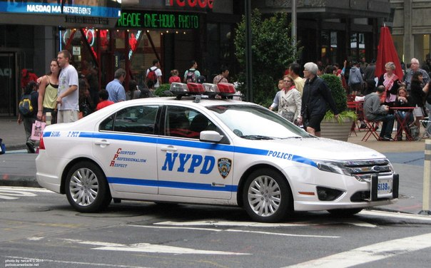 Департамент полиции Нью-Йорка