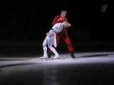 Роман Костомаров и Юлия Ковальчук - 'The Fifth Element' OST (Eric Serra)'Ледниковый период'
