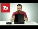 PS4 unboxing exclusive! First look hands-on out of the glass box