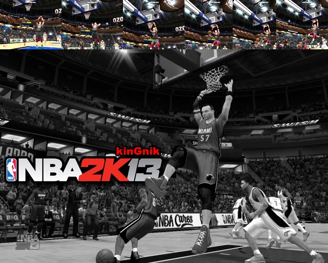 i love this game - nba2k13