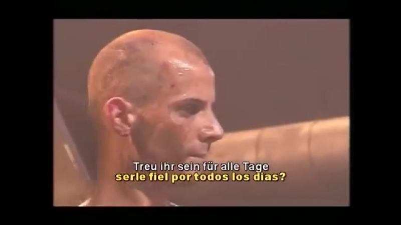 Rammstein - Du Hast (Sub Esp) (Tú tienes)