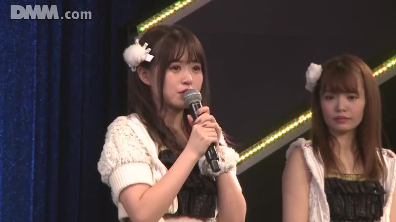 HKT48 Team KIV 3rd Stage Seifuku no Me (День рождения Томиёши Аски 2018.10.09)