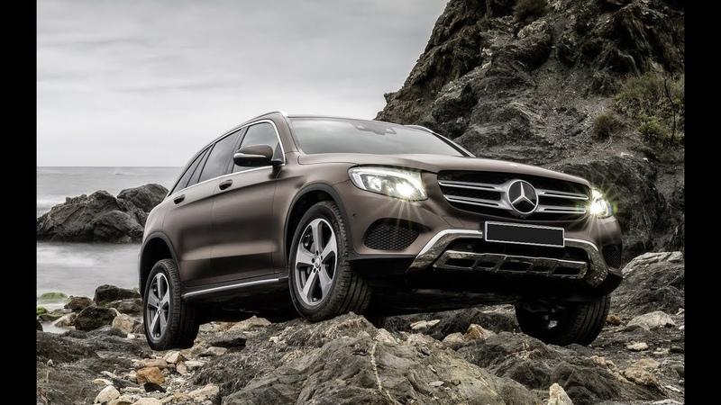 Mercedes Benz GLC class коврики в салон evabel.ru