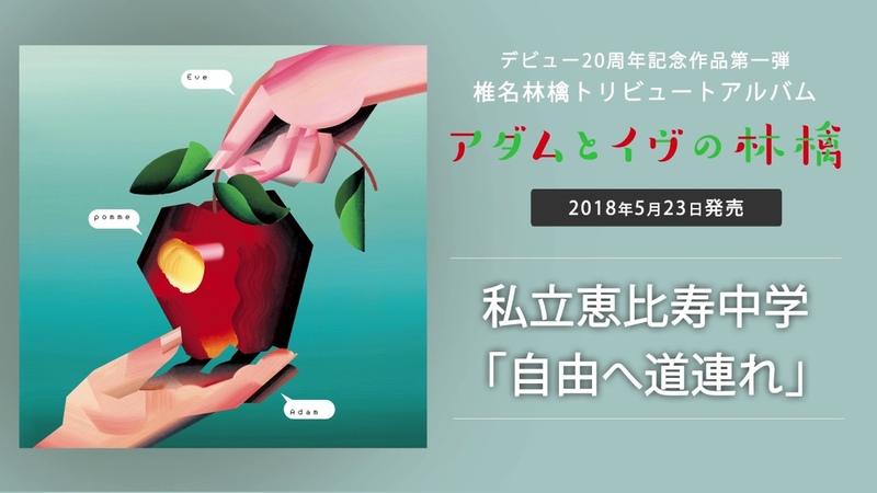 Shiritsu Ebisu Chugaku (ebichu) - Collateral Damage (Ringo Sheena)