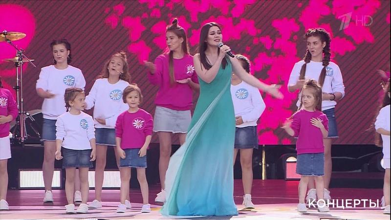 Дина Гарипова иАкадемия популярной музыки Игоря Крутого Воимя любви