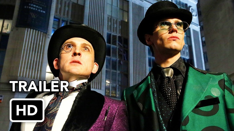 Gotham Series Finale - Final Trailer (HD) Gotham 5x12 Trailer The Beginning