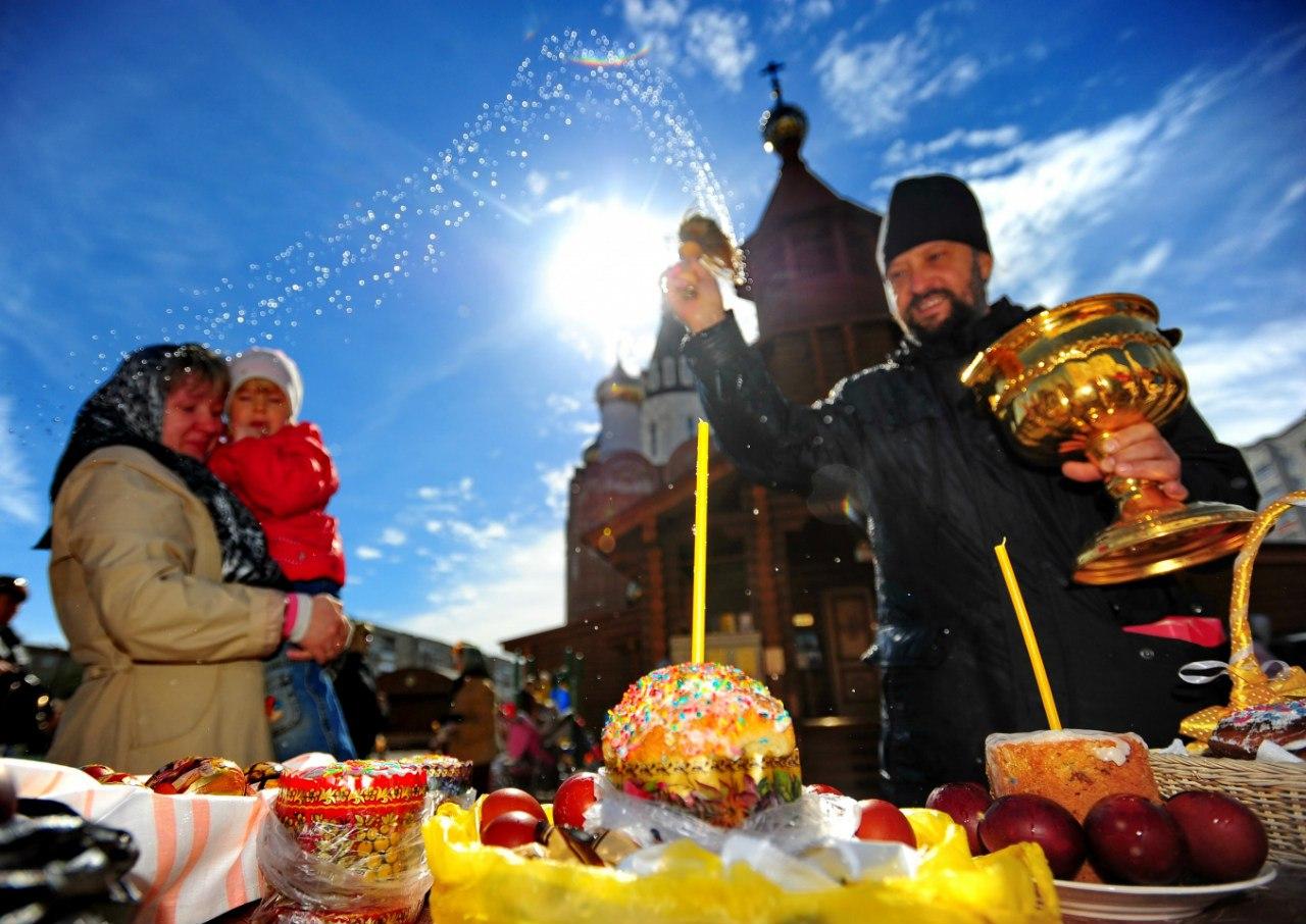 Полное расписание праздничных богослужений храмов Таганрога в праздник Пасхи Христовой