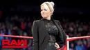 Video@alexablissdaily | Alexa Bliss reveals the Raw Women's Survivor Series Team: Raw, Nov. 12, 2018