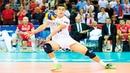 The best volleyball libero in the world - Jenia Grebennikov