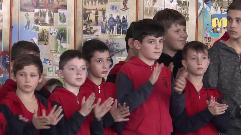 У Миколаєві відбувся третій Всеукраїнський турнір із греко-римської боротьби Хоробрі серця