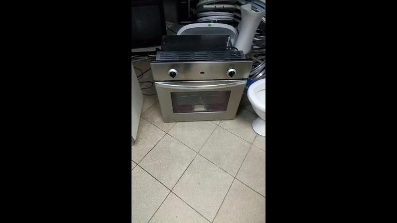 духовой шкаф комбинированный газ плюс электричество Орда Ленина 17/1 комиссионный магазин