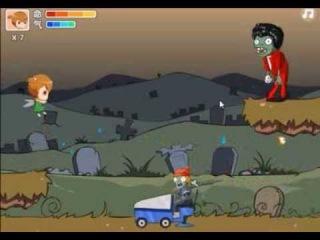 Забавная Штучка №34 Plants VS Zombies Китайская версия