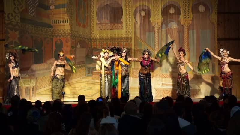 Moria Chappell and Wild Saffron Tribal Fest 2015